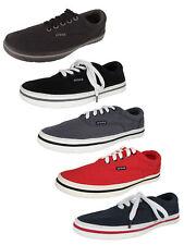 Crocs Mens Norlin Plim Lace Up Sneaker Shoes