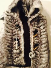 Atmosphere Fur Hooded Jacket (16)