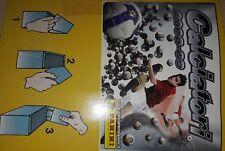 BOX BUSTINE VUOTO CALCIATORI PANINI 2008/09 NUOVO EDICOLA ALBUM 2009