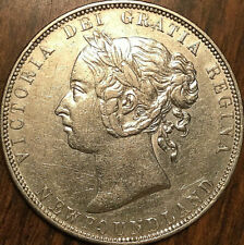 1899 NEWFOUNDLAND SILVER 50 CENTS - Narrow 99 - Fantastic example! Cleaned