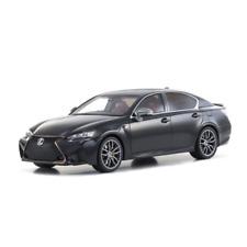 Lexus GS F black 1:18 Kyosho KSR18017BK