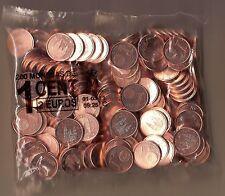 ESPAÑA  Bolsa 1 centimo 2000 FNMT