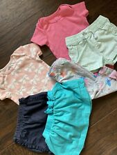 Baby Girl Size 12 Month Clothing Bundle 6 Pieces