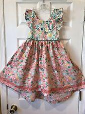 NWT Wildflowers Fairyland & Floral Girls Dress. Size 10