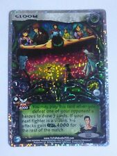 Yu Yu Hakusho TCG CCG Gloom U13 Exile Unlimited Card
