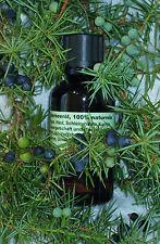 10X10ml NATURREIN Essenz ätherisches WACHOLDERÖL Duftöl Imprägnierung Holzschutz