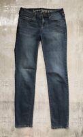 Bullhead Hermosa Super Skinny Jeans Medium Wash Stretch Denim Women's Size 5 R