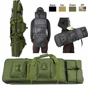 Outdoor Airsoft Tactical Bag Gun Bag Rifle Case Gun Carry Protection Backpack