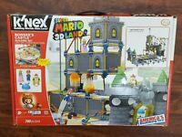 RARE K'nex Super Mario 3D Land Bowsers Castle Incomplete - Read Description Knex