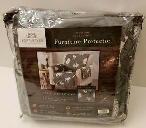FIREBROOK COLLECTION Furniture Protector Arm Chair Cover Moose ~Deer  ~ Bear NEW
