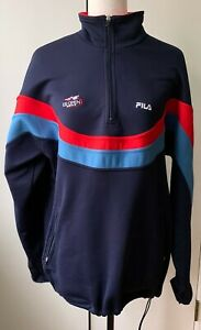 US OPEN 2003 MEN'S JACKET SIZE M FILA
