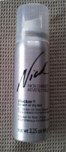 Nick Chavez Mini Aerosol Can Flocker