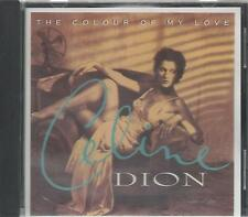 Celine Dion - The Colour of my Love (1993) CD in Excellent Condition