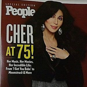 CHER AT 75 PEOPLE SPECIAL EDITION 2021