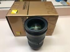 Nikon Nikkor 24-70 F2.8 G ED