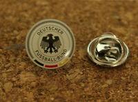 DFB Anstecker Pin Anstecknadel Deutscher Fussball-Bund Logo Grün Clip Schmuck