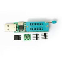 24CXX 24LCXX Programmer EEPROM Reader Writer+24C02 + SOP to DIP Block USB Port