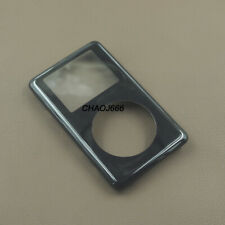 black front faceplate housing case cover for ipod 4th gen. G4 20GB 30GB 40GB