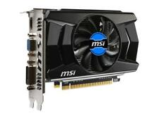 MSI GTX750TI 2GB DDR5 128bit 5400MHz Video Gaming Graphics Card