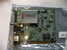 PINNACLE SYSTEMS EMPTYV VIDEO CAPTURE PCI CARD MODEL: 51013170-1.4A