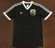 Adidas Retro MLS Columbus Crew Futbol Soccer Jersey