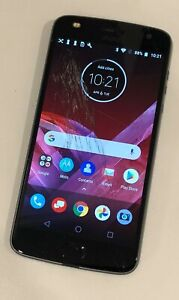 Motorola Moto Z2 Play Xt1710-02 Lunar Gray 32GB Verizon Unlocked Smartphone