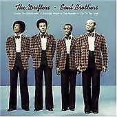 The Drifters : Soul Brothers CD (2003)