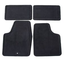 2006-2016 Chevy Impala Front & Rear Replacement Floor Mats Black by GM 25795457