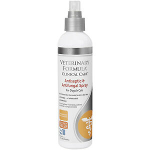 Veterinary Formula Clinical Care ANTISEPTIC & ANTIFUNGAL SPRAY for DOGS & CATS
