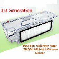 Staubbox mit HEPA-Filter Vacuum Ersatz für / Mi Robot Staubsauger zubehör