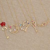 Schmuck Geschenk Halskette Anhänger Fashion Neu Anime Sailor Moon Damen Mädchen