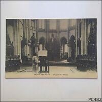 Mont-Des-Cats L'Eglise de l'Abbaye Postcard (P482)