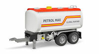 Bruder 03925 Anhänger für 02827 Mack 03775 MAN Tankwagen