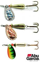 Abu Garcia 3 Pack Droppen Spinner Lures 6g 8g or 12g Trout Perch Freshwater