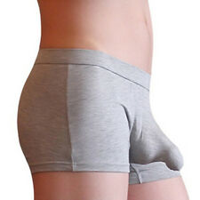 Sexy Underwear Shorts Bulge Men's Boxer Briefs Trunks Pouch Underpants