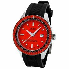 Jenny 5000.10.351.20 Men's Caribbean Orange Automatic Watch