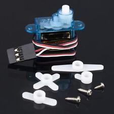 MiNi Micro 4.3g Servo for Control Aeromodelling Aircraft Flight Direction HA