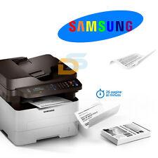 STAMPANTE MULTIFUNZIONE FAX LASER SAMSUNG M2675f SL-M2675F/SEE ADF USB 2.0 B/N