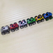 6 Kinds Of Color Lovely Big Wheels Car Model Children's Favorite Christmas Gifts