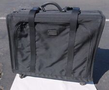 "TUMI Wheeled Packing Case Ballistic Nylon Travel Luggage 24""x18""x9"" Style71 Used"