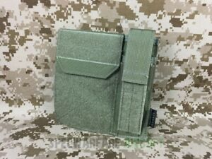 FLYYE MOLLE Administrative/Pistol Mag Pouch (Ranger Green) FY-PH-C020-RG