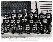 1928 - 29 Stanley Cup Champs Boston Bruins Team Picture 8 X 10 Photo Picture