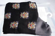 New Paul Smith Men's Socks Black Multi Color Cotton Dress Holiday Sale