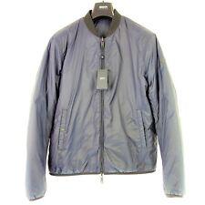 ARMANI AJ Men's Jacket 6y6b78 FR Size 52 US L Light Blouson NP 199