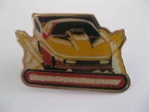 Maple Grove Raceway NHRA Funny Car Hat Pin