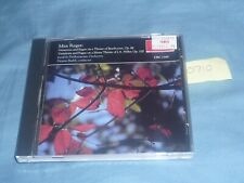 New listing Brand New Max Reger Cd / Variations & Fugue Beethoven / Dennis Burkh / Centaur