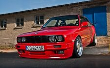 BMW E30 M-Technik M3 FRONT AND REAR SPOILERS BUMPERS
