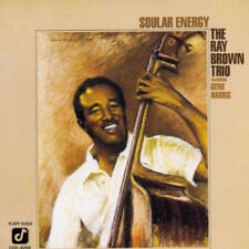 The Ray Brown Trio : Soular Energy CD (2010) ***NEW*** FREE Shipping, Save £s