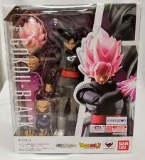 New Bandai Tamashii Web S.H Figuarts Dragonball Z Goku Black USA