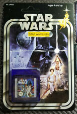 Star Wars Nintendo Limited Run Games + Trading Card (Gameboy, 2020) SEALED